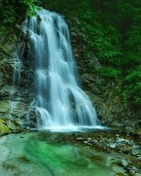 お取り寄せパスタソースナチュラルグレースメルカートのブログ 精進ヶ滝登山とバーベキュー大会! いしうとろ川