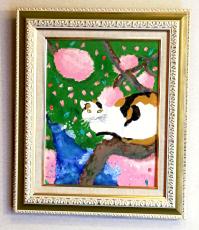 贈答・プレゼントにも。こだわり高級無添加パスタソース専門手・おとりよせのナチュラルグレースメルカートのブログ 一部屋に1匹?!猫の油絵