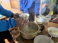 お取り寄せパスタソース専門店 ナチュラルグレース専門店 ナチュラルグレースメルカートブログ みんなで白馬岳登山(^_-)-☆朝食に塩ラーメン